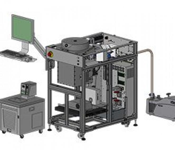 Nanotehnologie Spectroscopie Optica Vid